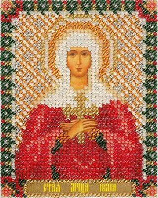"""Набор для вышивания """"PANNA"""" CM-1432 """"Икона Святой мученицы Юлии"""" 8.5x10,5 см"""