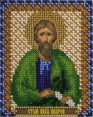 """Набор для вышивания """"PANNA"""" CM-1545 """"Икона Святого апостола Андрея"""" 8,5x10,5 см"""