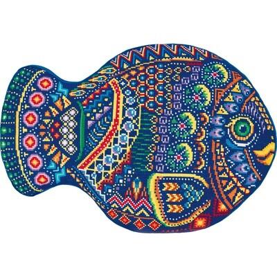"""Набор для вышивания """"PANNA"""" PD-7199 """"Подушка. Моя рыбка"""""""
