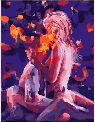 Картина по номерам Paintboy PK 11469 Стать ближе 40х50см