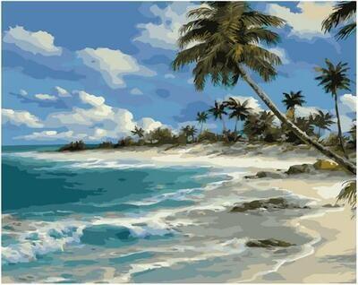 Картина по номерам Paintboy PK 11459 40х50см
