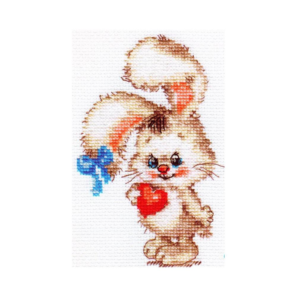 """Набор для вышивания """"Алиса"""" 0-078 """"Моей зайке"""""""