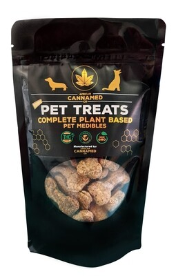 CBD Pet Treats Zero THC