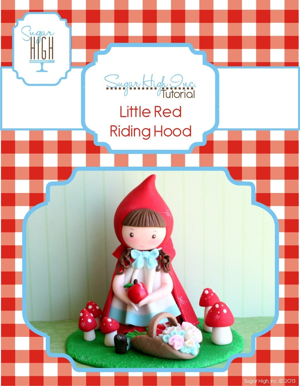 Little Red Riding Hood PDF Tutorial