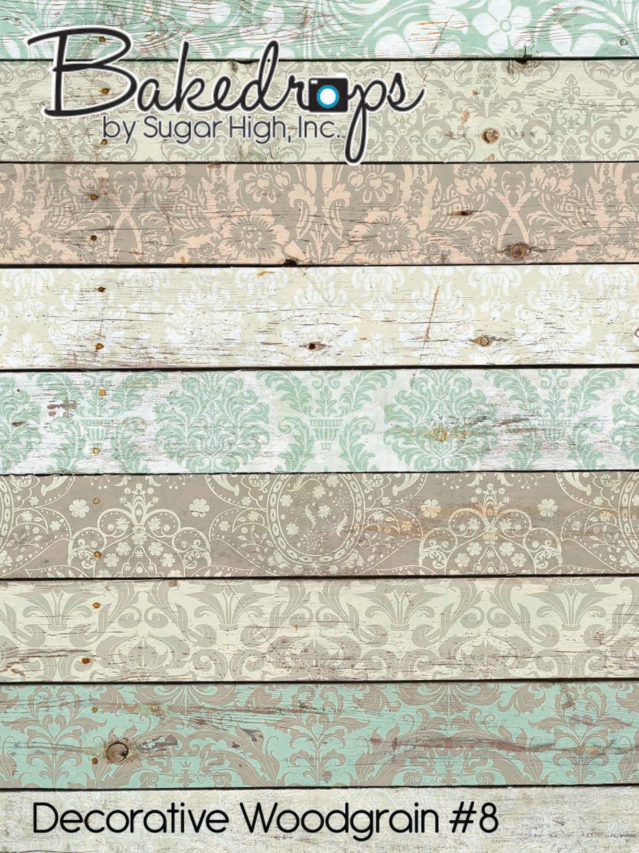 Decorative Woodgrain #8