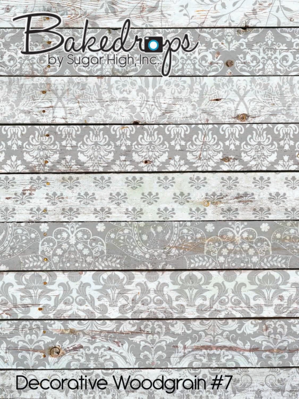 Decorative Woodgrain #7