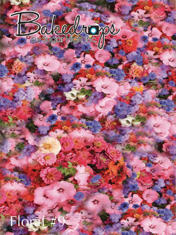 Floral #9