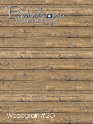 Woodgrain #20