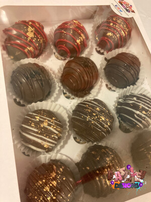 Cheesecake Balls - Set of 4