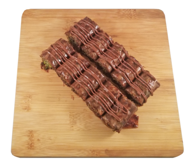 MINI FINGERS NUTELLA CHOCOLATE BAKLAVA