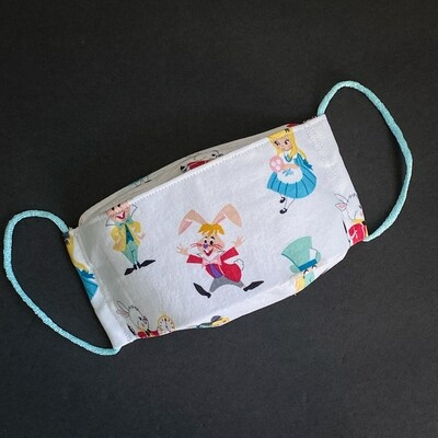 EasyFit Disney Alice in Wonderland Reusable Cloth Face Mask
