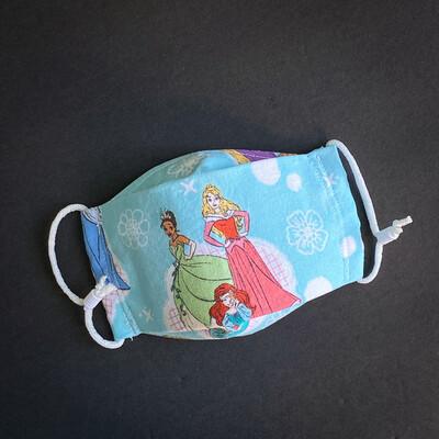 EasyFit Disney Princess Dream On Reusable Cloth Face Mask