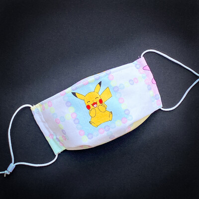 EasyFit Pokemon Springtime Reusable Cloth Face Mask