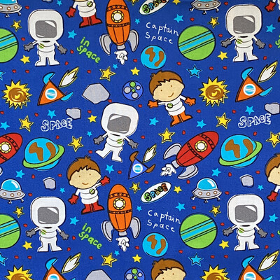 EasyFit Astronaut Kid Reusable Cloth Face Mask