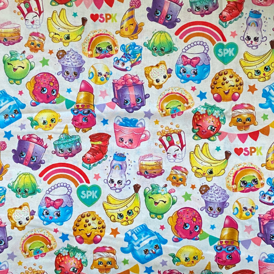 EasyFit Shopkins Reusable Cloth Face Mask