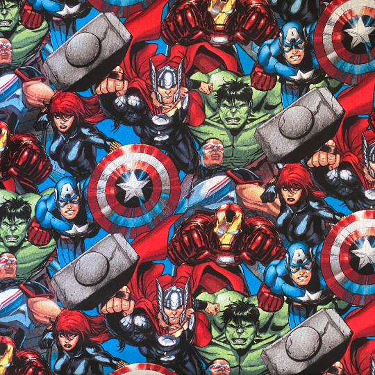 EasyFit Marvel Avengers Packed Reusable Cloth Face Mask