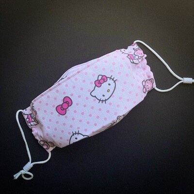 EasyFit Hello Kitty Reusable Cloth Face Mask