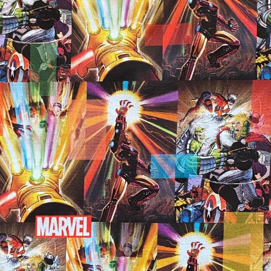 EasyFit Marvel Avengers Iron Man Gauntlet Endgame Reusable Cloth Face Mask
