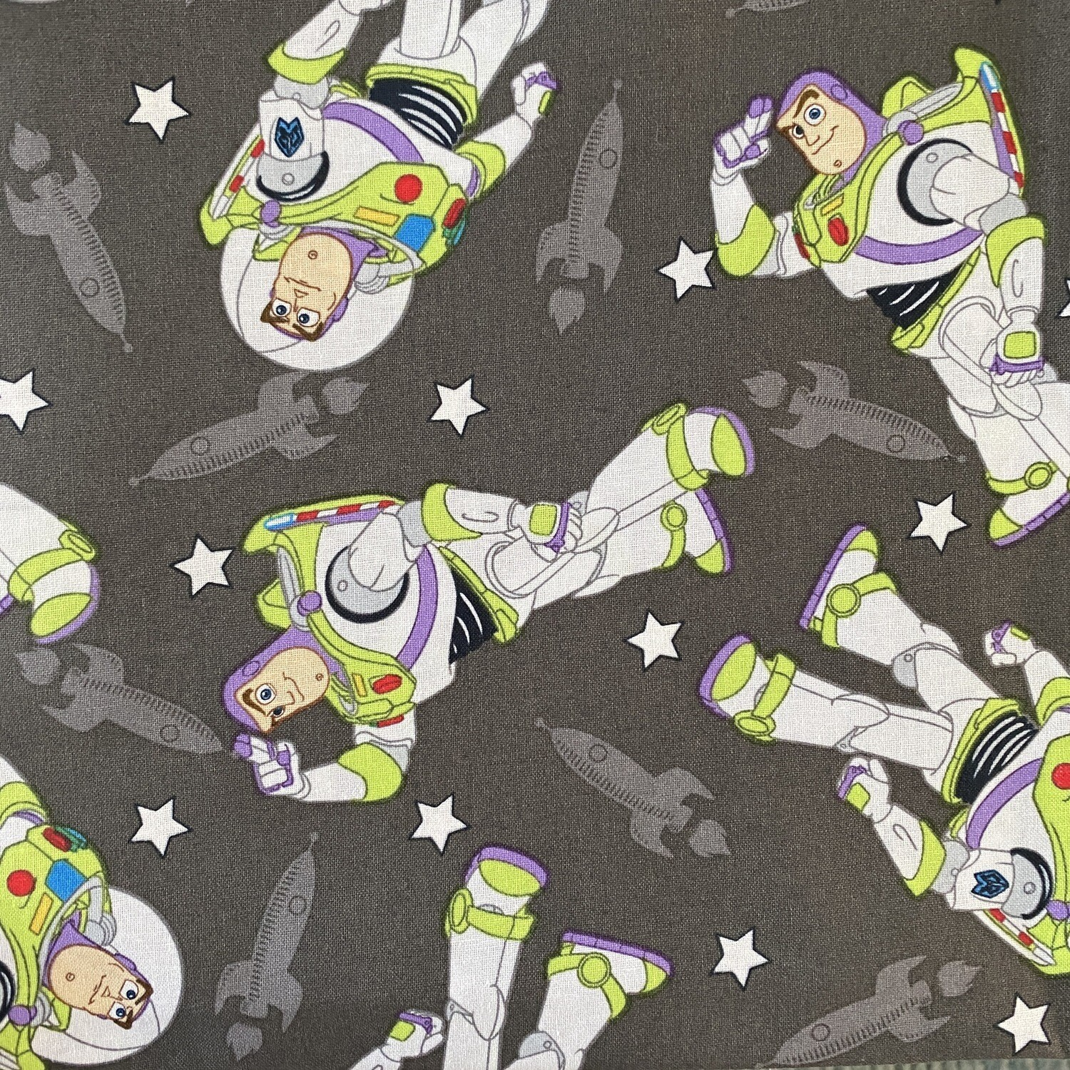 EasyFit Toy Story Buzz Lightyear Reusable Cloth Face Mask