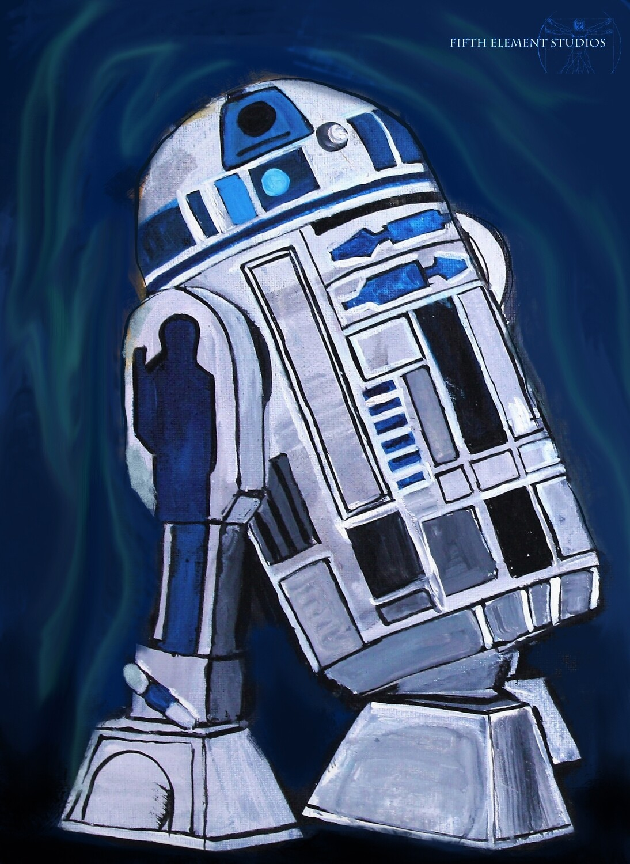 R2D2/STARWARS