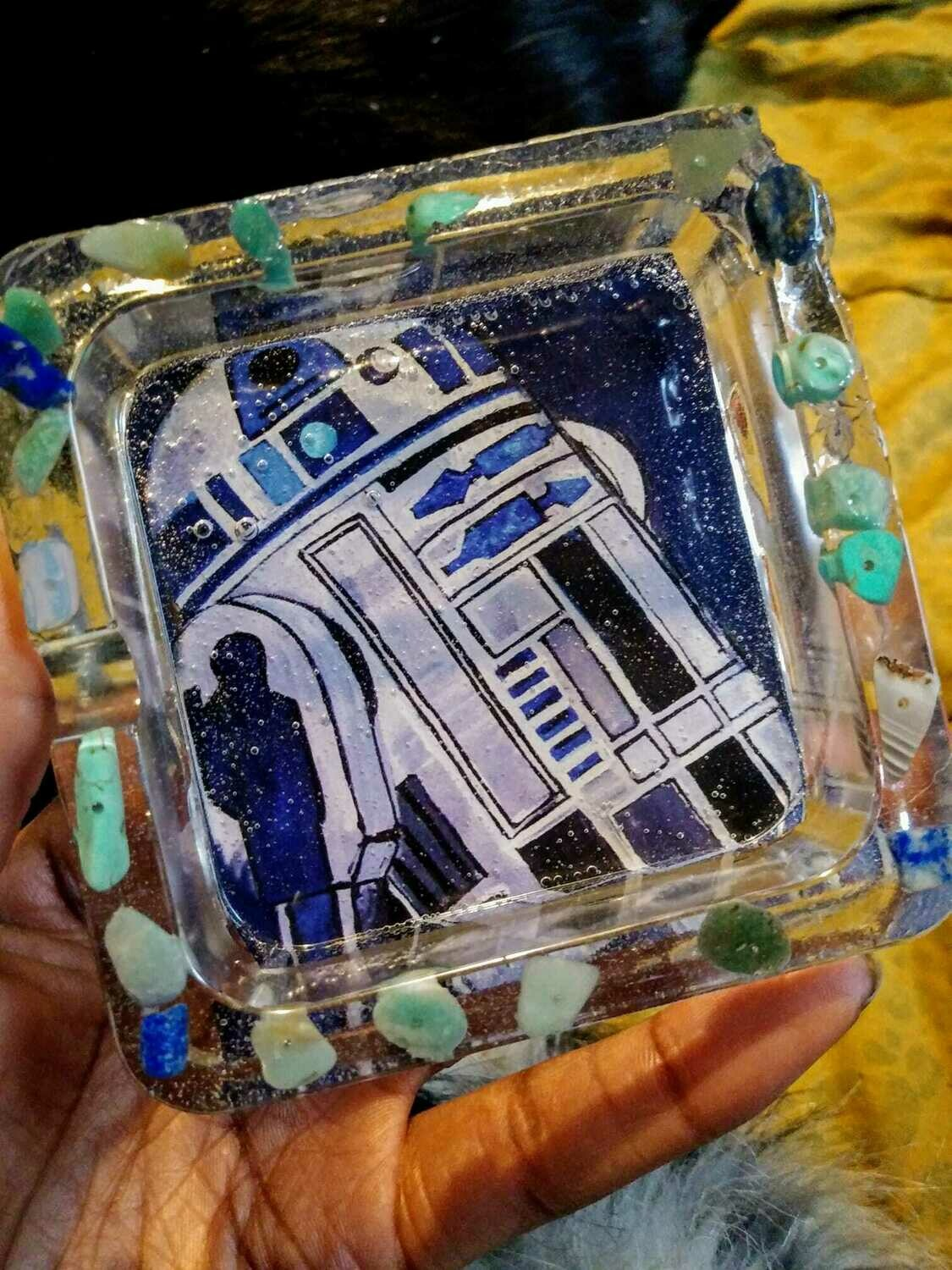 R2D2 Ashtray
