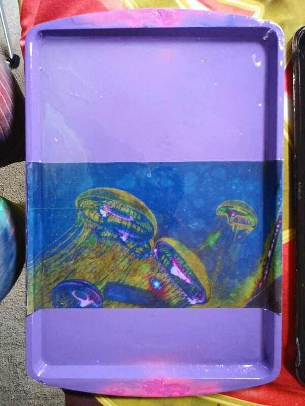 Jellyfish Rolling Tray