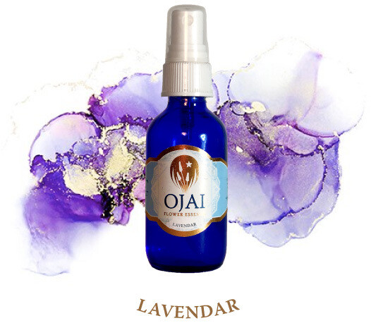 Lavendar Flower Spray