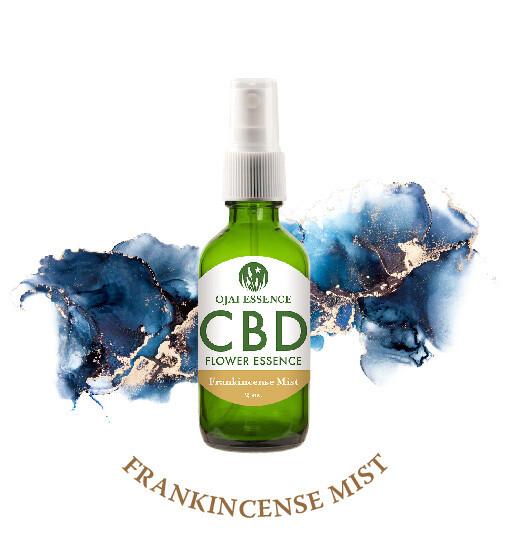 CBD Frankincense Mist Flower Spray