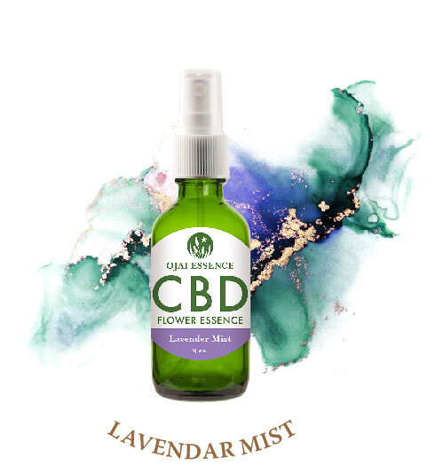 CBD Lavendar Mist Flower Spray