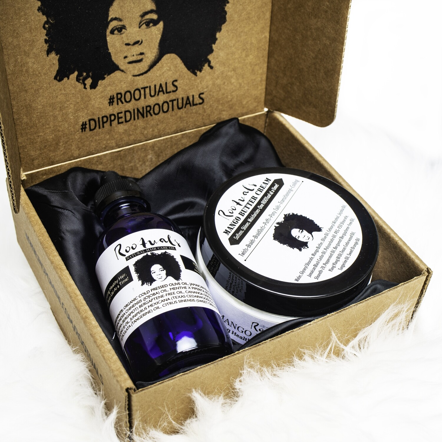 Rootuals Hair Care Kit