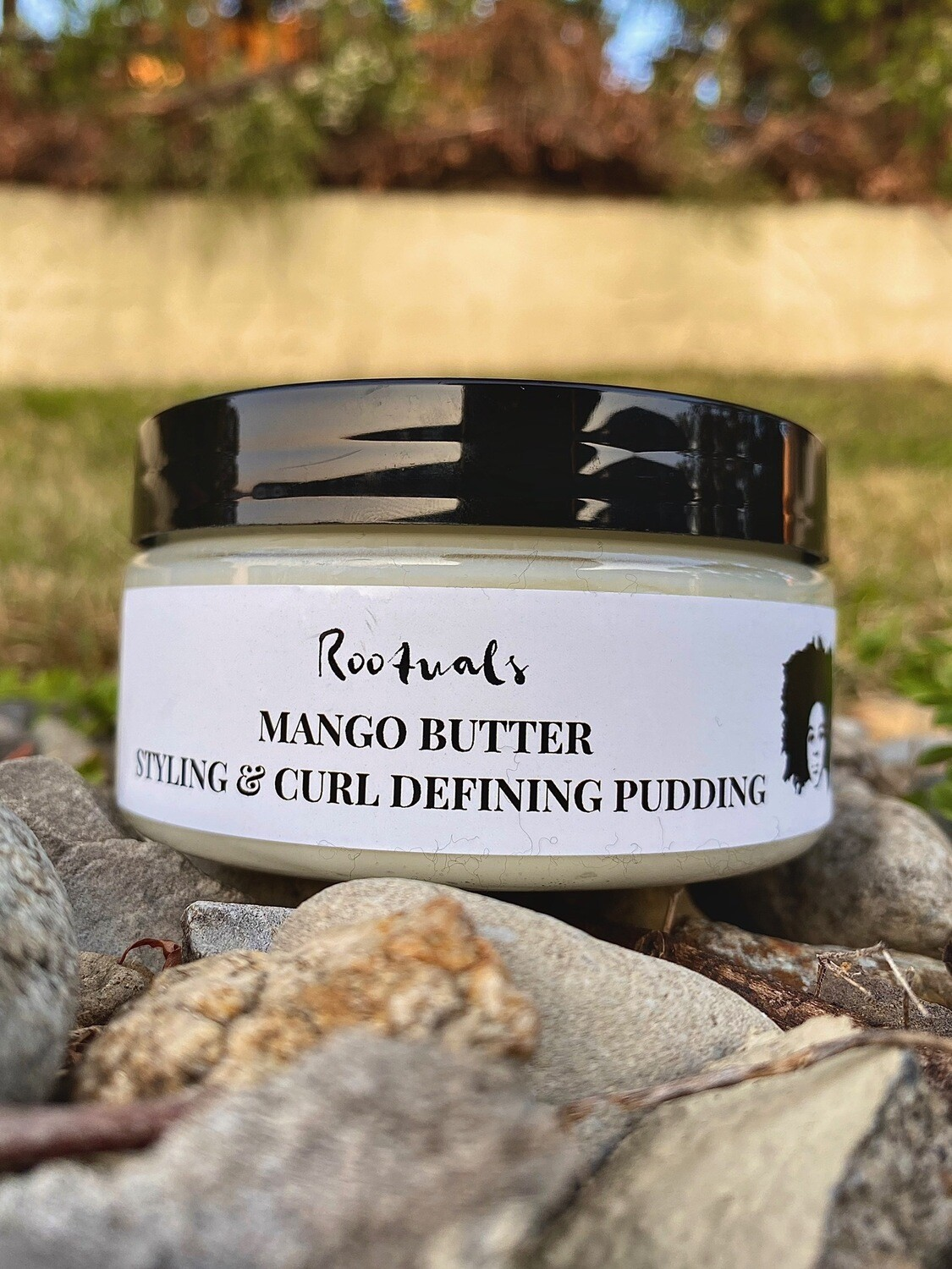 Mango Butter Curl Defining & Styling Pudding