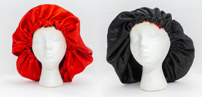 NEW! Rootuals Double Sided, Oversized, Adjustable Bonnet