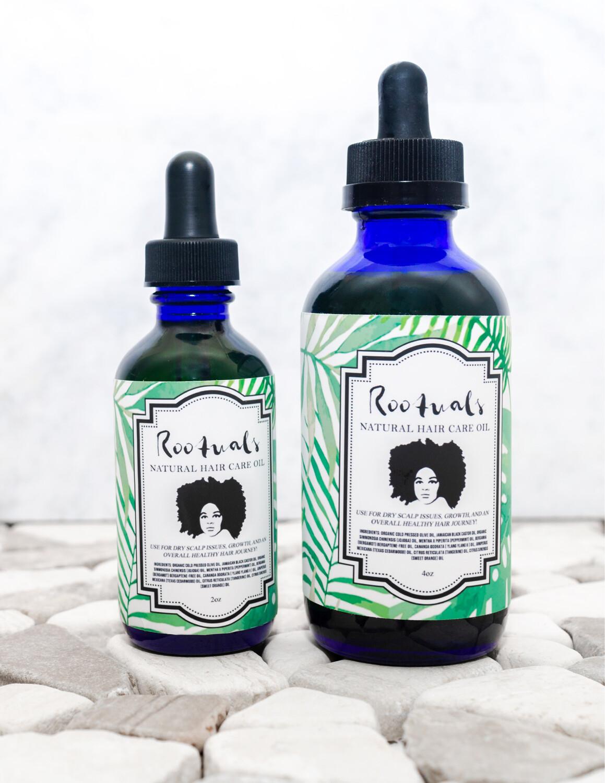 All Natural Hair Care Oil - BEST SELLER!