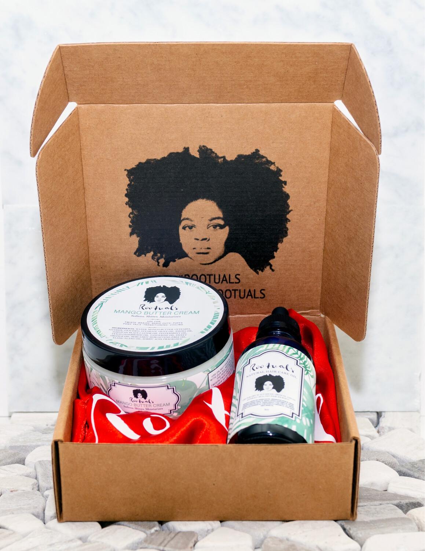 Healthy Hair Journey Kit-3pc