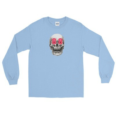 Lucky Skull Long Sleeve Tee