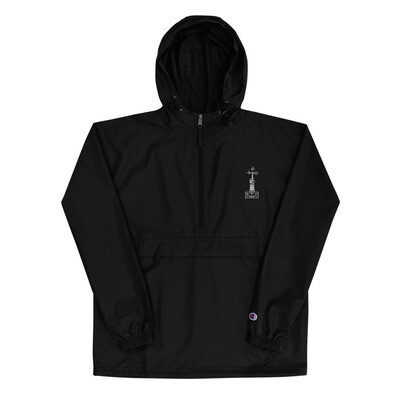 Coptic Cross Raining Tears Jacket