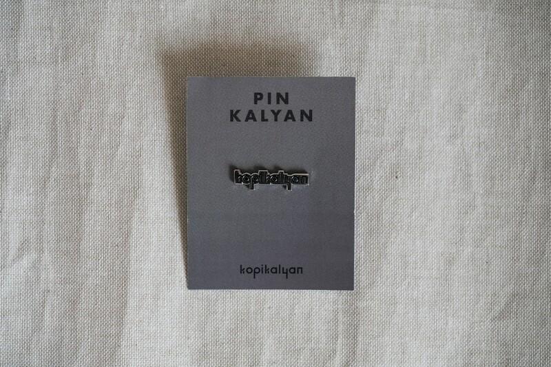 PIN KALYAN - KOPI KALYAN