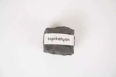 CLEANOMIC x KOPI KALYAN TAS LIPAT (FOLDABLE SHOULDER SHOPPING BAG)