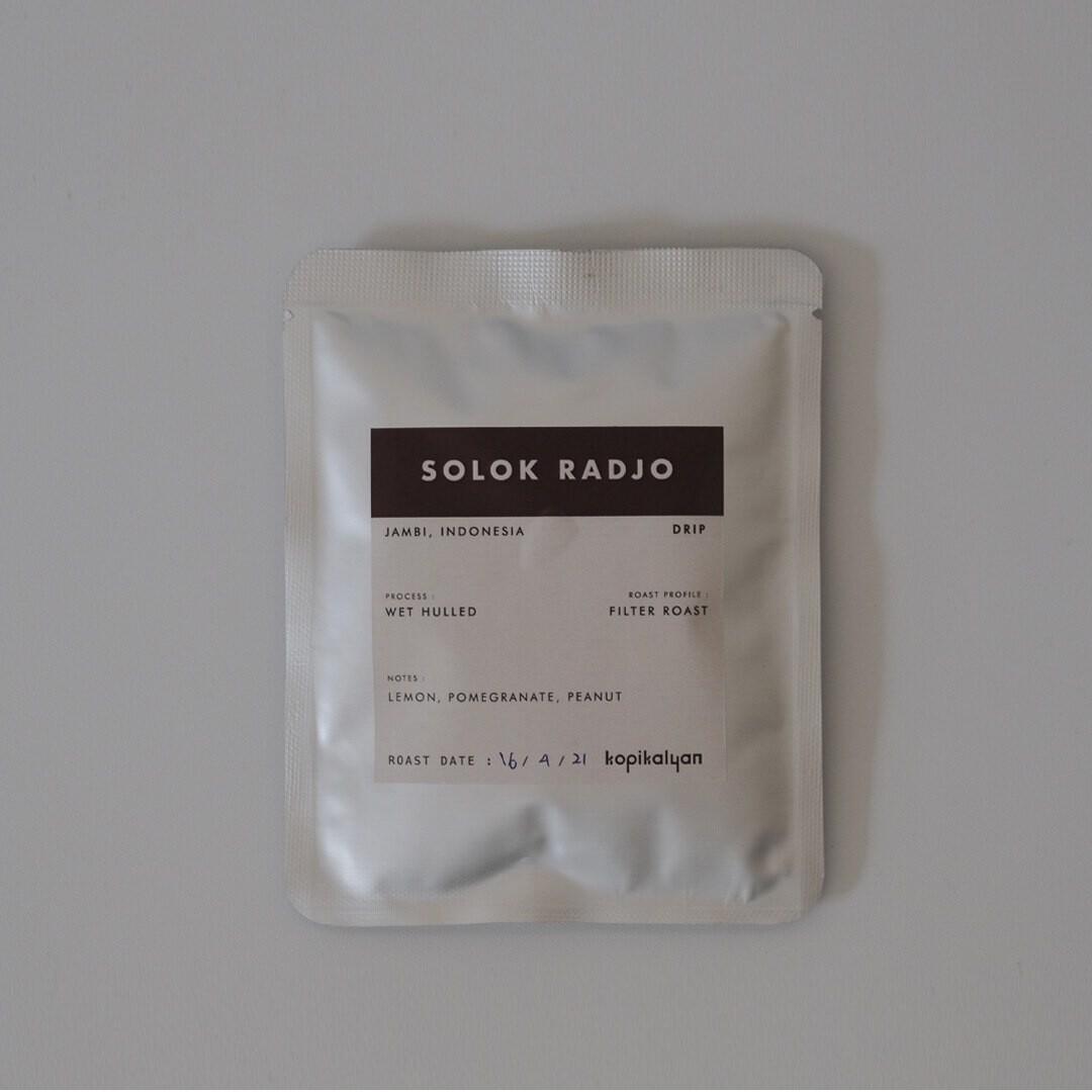 DRIP COFFEE - SOLOK RADJO