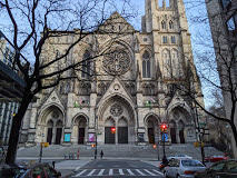 August 24 2021 Cathedral of St John and Apollo Tour, NY