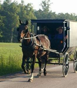 RESCHEDULED DATE TBD   Lancaster, PA  Amish Experience