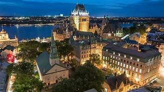 Sunday August 14-Thursday August 18, 2022 Quebec and Montreal