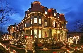 Monday, December 7, 2020 Victorian Christmas in Cape May