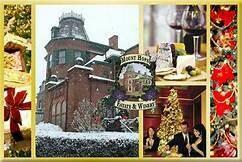 DECEMBER 2021 Holidays at Mount Hope Estate, Lancaster