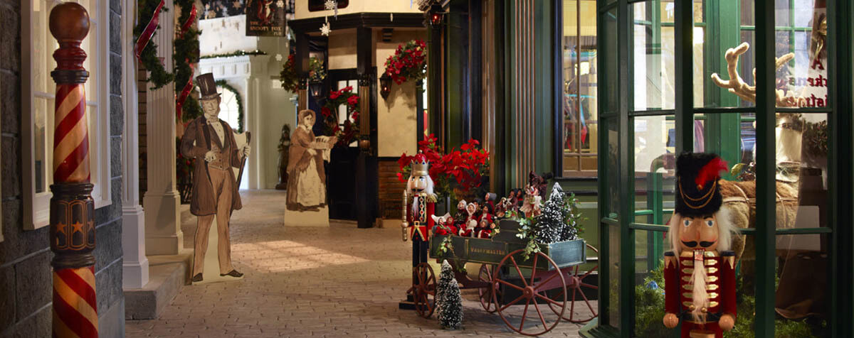 RESCHEDULED DECEMBER 2021 Byers Choice Museum and Peddlers Village