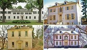 Fall 2021              Fairmount Mansions of Philadelphia