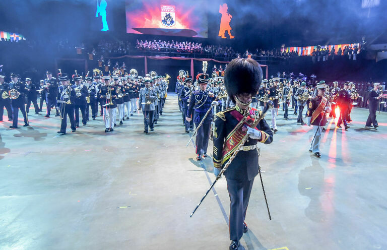 June 4-6, 2021 Virginia Military Festival Bands, Drill Teams, Parades, Ships and more
