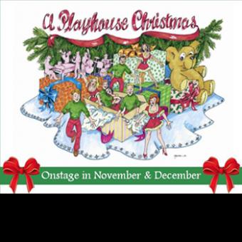 Saturday, November 27, 2021 Hunterdon Hills Playhouse A Playhouse Christmas