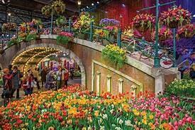 Thursday, June 10, 2021 PHILADELPHIA FLOWER SHOW...... IT'S OUTSIDE THIS YEAR!
