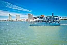 Friday July 30, 2021  Atlantic City Cruise and Casino